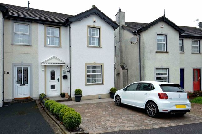 Thumbnail Semi-detached house for sale in Strone Park, Dundonald, Belfast