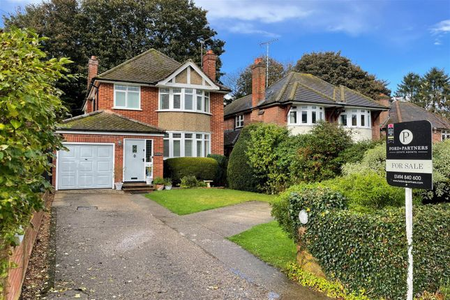 Thumbnail Detached house for sale in Moor Lane, Downley, High Wycombe