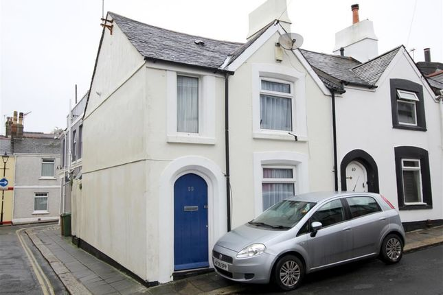 Thumbnail Terraced house for sale in Shaftesbury Cottages, North Hill, Plymouth