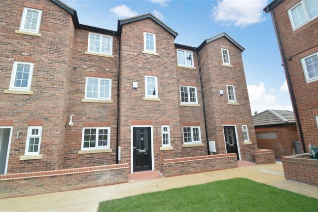 Thumbnail Town house for sale in Marland Way, Stretford, Manchester
