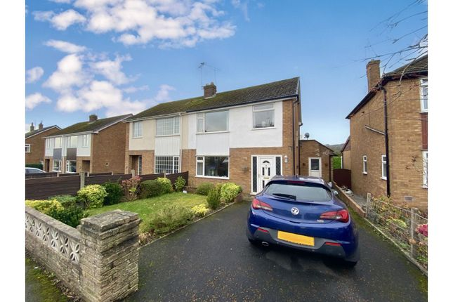 3 bed semi-detached house for sale in Hafod Park, Mold CH7
