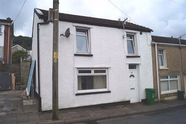 Thumbnail End terrace house for sale in Regent Street, Aberaman, Aberdare
