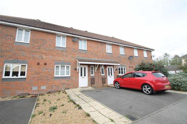 Thumbnail Terraced house to rent in Shrewsbury Close, Monkston, Monkston Milton Keynes