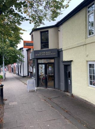 Thumbnail Retail premises for sale in 31-33, High Street, Frodsham