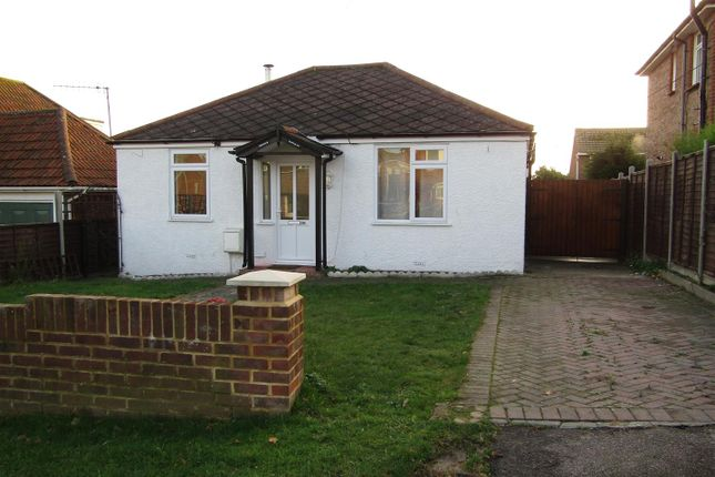 Thumbnail Bungalow to rent in Pebsham Lane, Bexhill-On-Sea