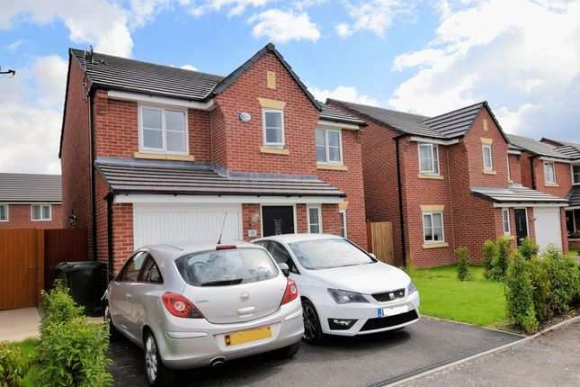 4 bed detached house for sale in Dumers Chase, Radcliffe, Manchester