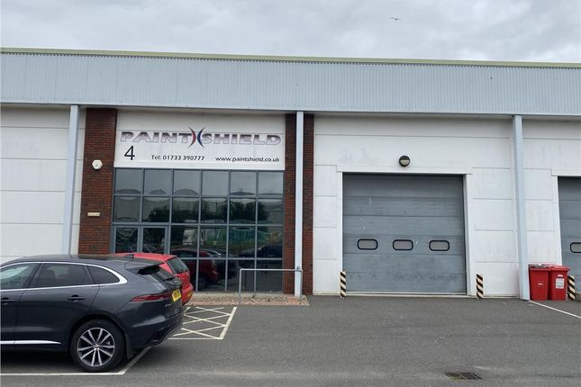 Thumbnail Light industrial to let in 4 Morley Court, Shrewsbury Avenue, Peterborough