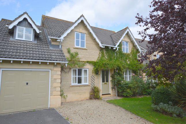 Thumbnail Detached house for sale in New Lawns, Melksham