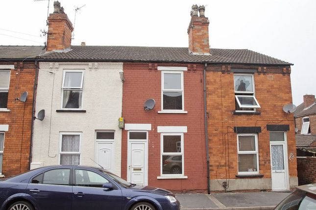 Thumbnail Terraced house to rent in Arthur Street, Lincoln