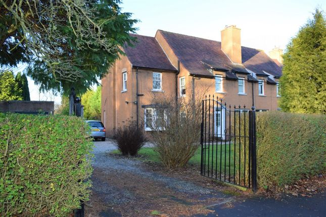 Thumbnail Semi-detached house for sale in Mill Road, Bothwell, South Lanarkshire