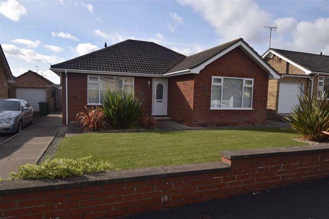 Thumbnail Detached bungalow for sale in Beech Drive, Bridlington, East Yorkshire