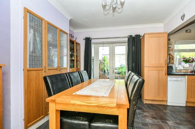 Dining Kitchen of Wrexham Avenue, Walsall, West Midlands WS2