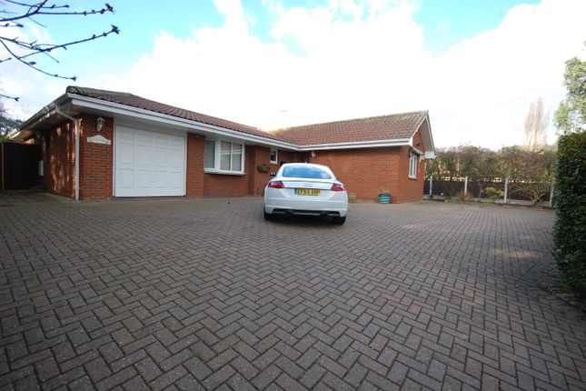 Thumbnail Detached bungalow for sale in Church Rd, Ramsden Heath