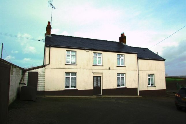 Thumbnail Detached house for sale in Valley View, Llanddewi Velfrey, Narberth, Pembs