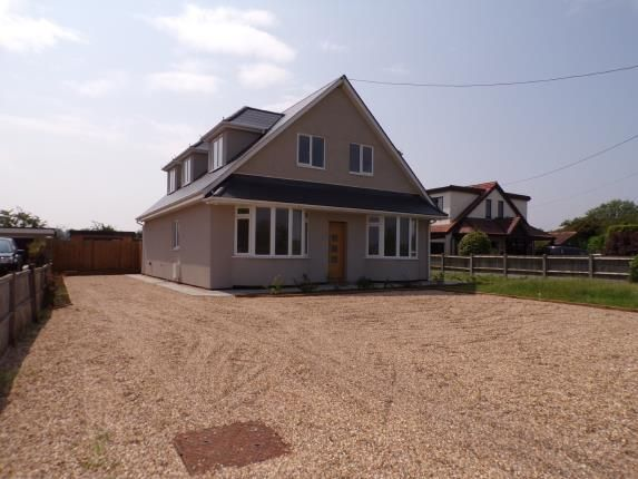Thumbnail Detached house for sale in Burntmills Road, North Benfleet, Wickford