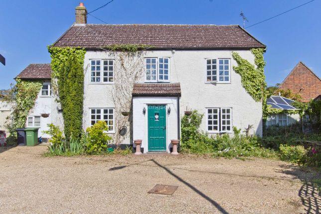 4 bed detached house for sale in Dereham Road, Watton, Thetford