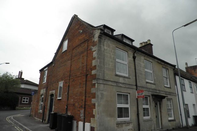 Thumbnail Flat to rent in Portway, Warminster, Wiltshire
