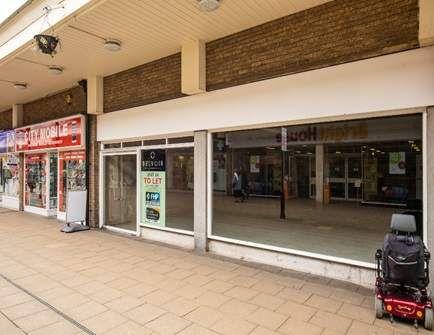Thumbnail Retail premises to let in Unit 1H Belvoir Shopping Centre, Belvoir, Coalville