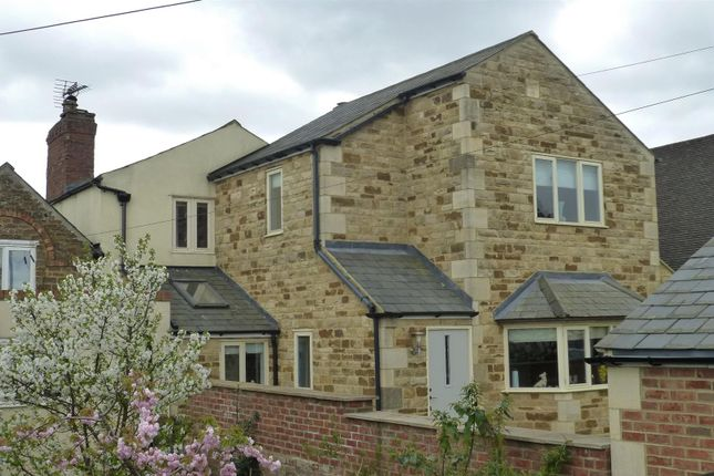 Thumbnail Detached house to rent in Ayston Road, Uppingham, Oakham