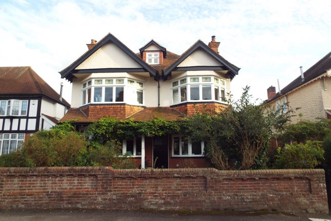 Thumbnail Detached house for sale in Blenheim Avenue, Highfield, Southampton, Hampshire