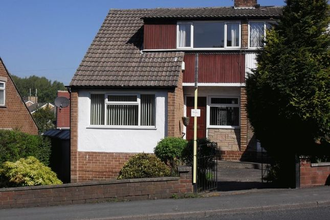 Thumbnail Semi-detached house to rent in Leeds Road, Birstall, Batley