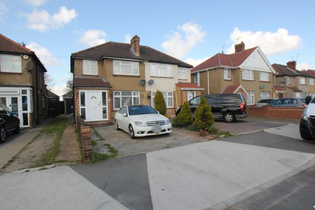 Semi-detached house to rent in Moray Avenue, Hayes