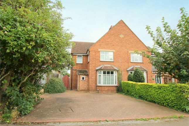 Thumbnail Semi-detached house for sale in Kings Lane, St. Neots