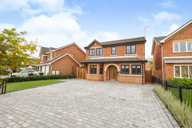 Thumbnail Detached house for sale in Washford Road, Hilton, Derby
