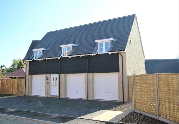 Thumbnail Flat for sale in Birches Tye, Reach Road, Burwell, Cambridgeshire