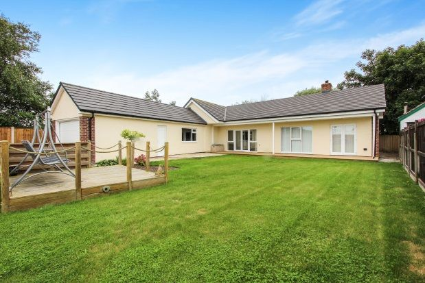 Thumbnail Bungalow to rent in Graylings, Bank Lane, Warton