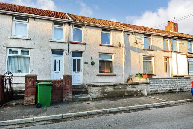 Thumbnail Terraced house for sale in Griffiths Street, Ystrad Mynach, Hengoed
