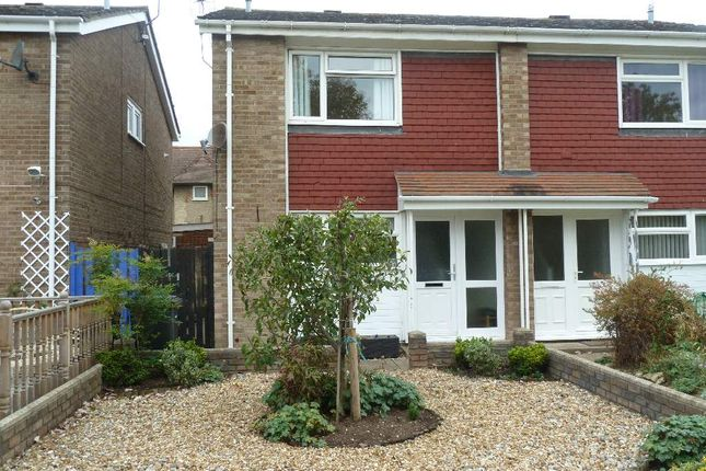 3 bed semi-detached house to rent in Grove Road, Turvey, Bedfordshire MK43