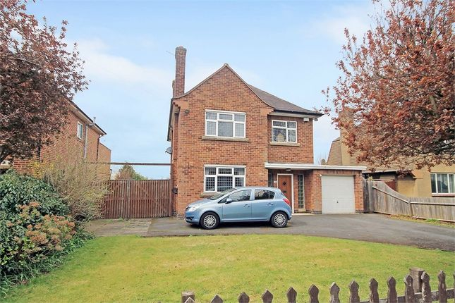 Thumbnail Detached house for sale in Pytchley Road, Kettering, Northamptonshire