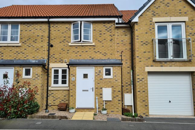 Thumbnail Terraced house to rent in Hawk Road, Brympton, Yeovil