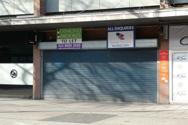 Thumbnail Retail premises to let in 33 London Road, Southampton