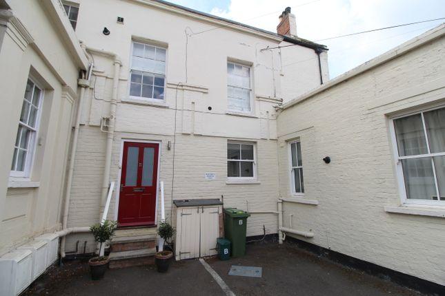 Thumbnail Flat to rent in High Street, Prestbury, Cheltenham