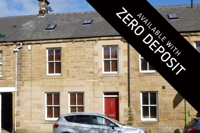 Thumbnail Flat to rent in Front Street East, Bedlington