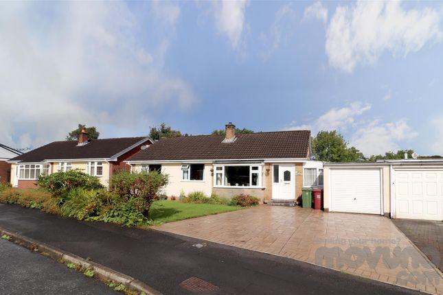 Thumbnail Detached bungalow for sale in Ashbank Avenue, Bolton