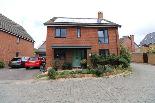 4 bed detached house for sale in Whitley Road, Upper Cambourne, Cambridge CB23