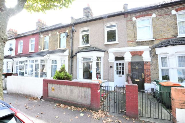 Thumbnail Terraced house to rent in Creighton Av, East Ham