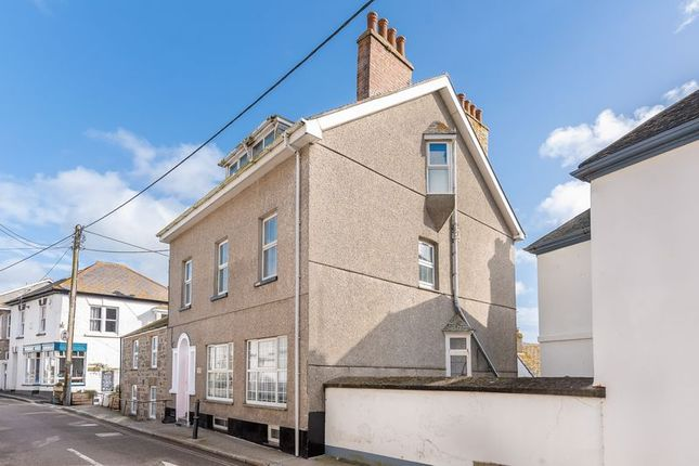 Thumbnail Flat for sale in Fore Street, Marazion