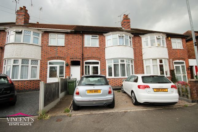 Terraced house for sale in Ravenhurst, Leicester