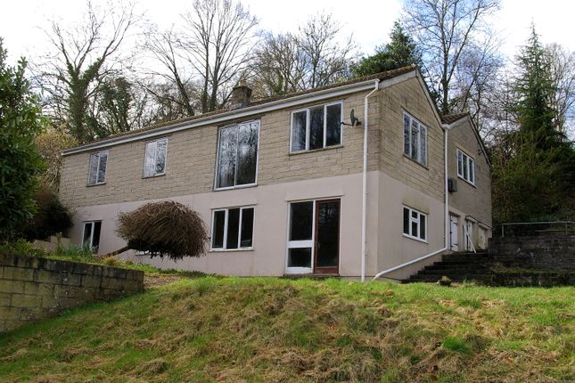Thumbnail Detached house to rent in Warminster Road, Monkton Combe
