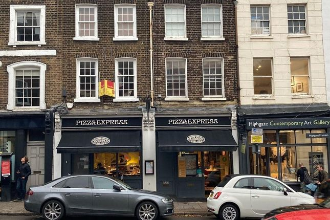 Thumbnail Restaurant/cafe to let in 28-30 Highgate High Street, London