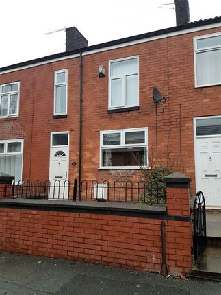 Thumbnail Terraced house to rent in Union Road, Bolton