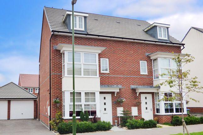 Thumbnail Semi-detached house for sale in Battin Lane, Littlehampton