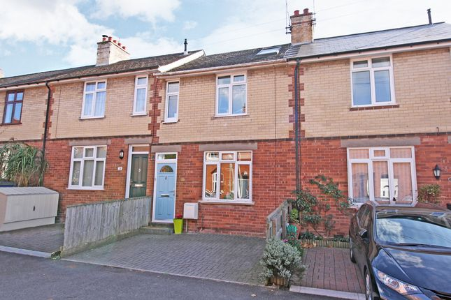 4 bed terraced house for sale in Greatwood Terrace, Topsham, Exeter