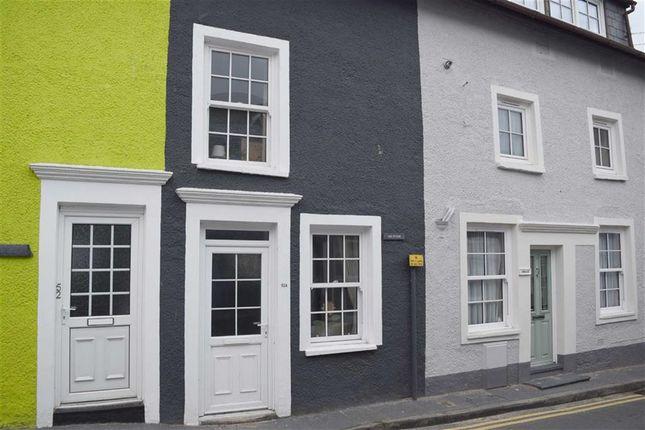 Thumbnail Terraced house to rent in Nefion, 52A, Copperhill Street, Aberdyfi, Gwynedd