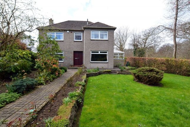 Thumbnail Detached house for sale in 33 Essex Road, Barnton, Edinburgh, 6Lj.