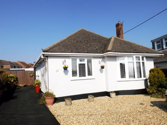 Thumbnail Bungalow for sale in Fawley, Southampton, Hampshire